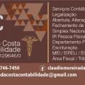 Claudio Costa Contabilidade